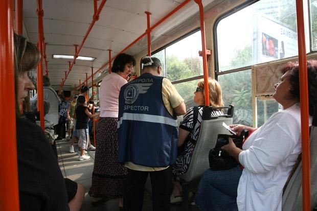 Нарушения в градския транспорт